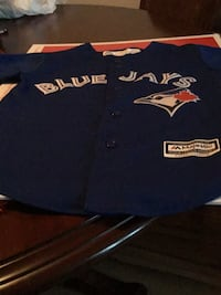 Authentic Blue Jay Jersey for Youth Small Mississauga, L5R 0E4