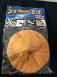 Shamwow ball hook up to your drill and clean you Aluminum rims. Toronto, M9W 2W2