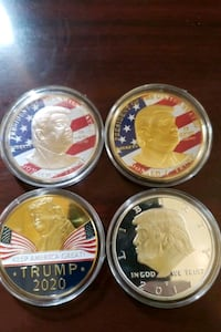 Trump Coins Set Anchorage, 99503