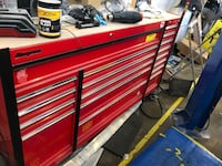 """72"""" Harbor freight tool box with tools San Francisco, 94124"""
