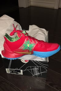 Kyrie low Mr Krabs Spongebob 9.5 Brampton, L6V 0R6
