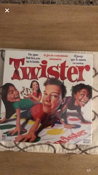 Twister Board Game
