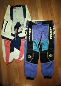 Set of 2 BOYS MOTOCROSS PANTS