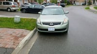 2008 Nissan Altima as is.. Brampton