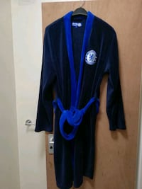 Chelsea dressing gown dark blue and light blue tri Greater London, SW9 0HS