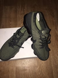 pair of black Adidas running shoes Sheffield, S11