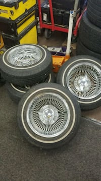 Dayton tires and wheels