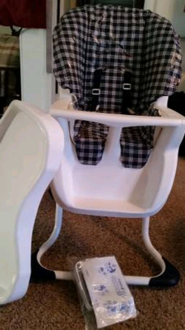 Graco Highchair One Hand Adjustable Reduced