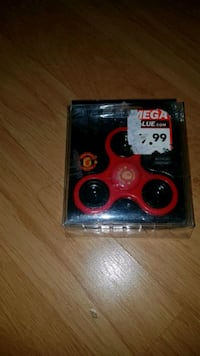 red and black fidget spinner Southend-on-Sea, SS0 0LE