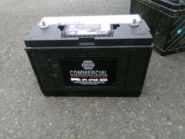 Napa high cycle COMMERCIAL battery