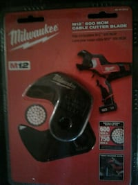 Millwaukee cable cutting blade 60 obo