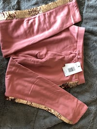 pink and white long-sleeved shirt Elmo, 84521