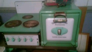 Westinghouse stove and oven