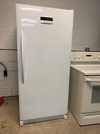 white Arcelik single-door refrigerator Live Oak, 78233