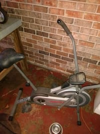 Wesco Cross Cycle Exercise Bike Kenner, 70062