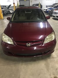 brown Honda car