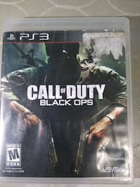Call of Duty Black Ops ps3 Los Angeles, 90004