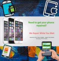 Get Your Phone Fixed Today! Kelowna, V1X 4G4
