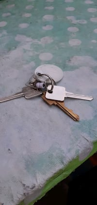 Keys found ashbridges bay  Toronto, M5A 2R9