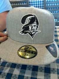 Bucs hat fitted Clearwater, 33761
