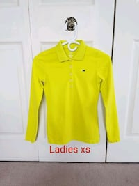 Ladies cotton shirt XS euc  Calgary, T2P 3T9