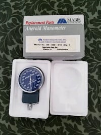 MABIS Aneroid Manometer for Precision Series Blu