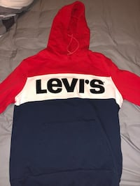 Levi's Hoodie - Red/Blue/White Rockville, 20850