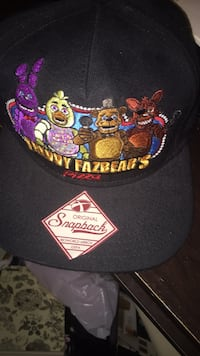 black and red Chicago Bulls fitted cap Halifax, B3L 3X5