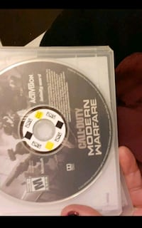 Callofduty modern warfare Xbox one never used