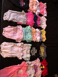 Baby clothes 0-3 months Alexandria, 22306