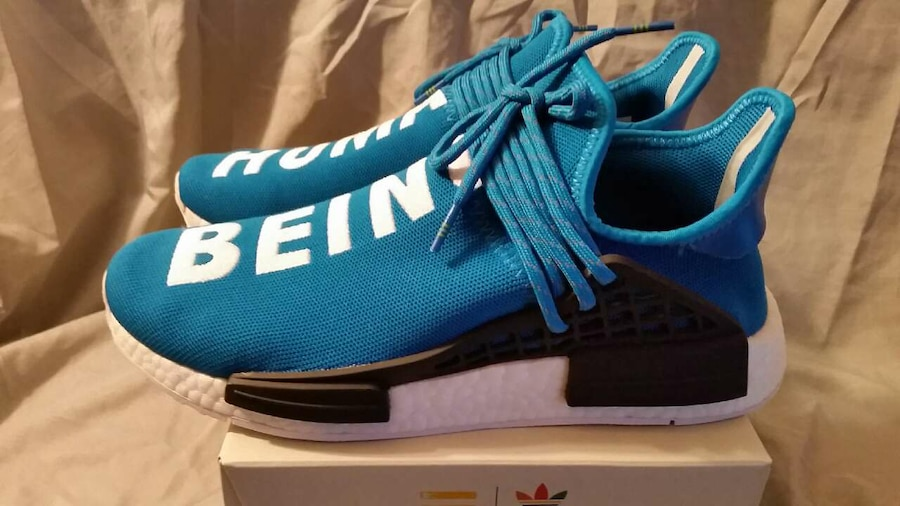 Buy UA NMD Human Race Black Bape Online at Cheap Price for Sale