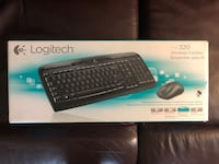 Logitech mk320 wireless combo. Never used Toronto, M5P 3J8