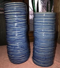 Set of Blue Vases Wichita, 67213