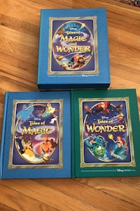Hardcover Disney books Mississauga, L5B 2K5