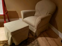 DUTALIER glider and foot stool combo Mississauga, L4Z 4A3