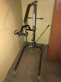 """New Hydraulic lift for disabled person """" if needed we can Deliver"""""""