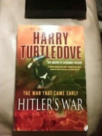 Harry Turtledove's Hitler's War book