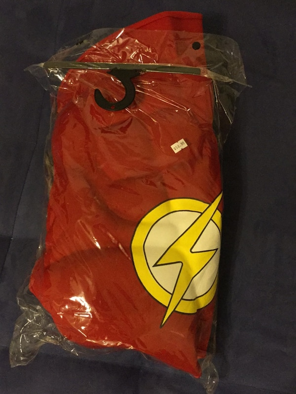 The Flash Halloween costume