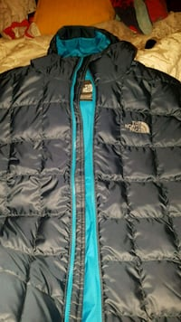 Giacca con zip The North Face blu Turin, 10122
