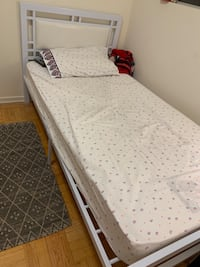 BED FRAME ONLY!! 10/10 Toronto, M6K 2W7