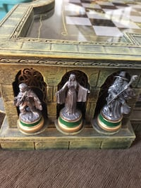 Chess Set, Collectible Lord of the Rings