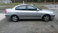 2005 Hyundai Elantra Washington