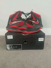 LEBRON 10 MIAMI HEAT AWAY Calgary, T3J 3B8