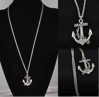 New anchor necklace  Seaford, 11783