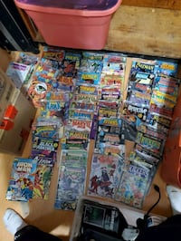 Assorted comics  Surrey, V3X 0C4