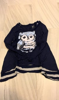 Child size 10 top London, N6M 0E5