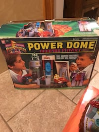 Mighty morphin power dome command center New York, 11378