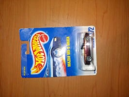 Hot wheels from 1991 collectors