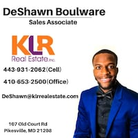 Real Estate agent Baltimore