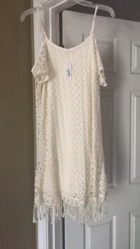 Never worn tags still on summer lace dress from Nordstrom  Rockville, 20850